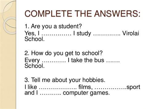 preguntas ket speaking ket speaking activities