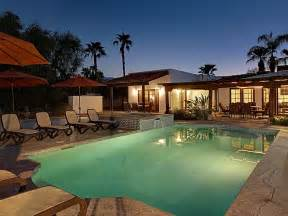 fascinating palm springs vacation home rentals 75