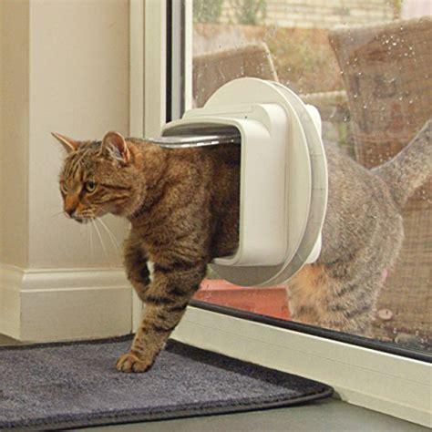 Microchip Cat Door by Sureflap Dualscan Microchip Cat Door
