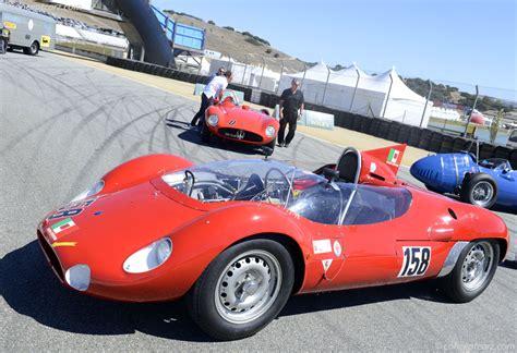 Maserati Tipo by 1961 Maserati Tipo 63 Birdcage At The Rolex Monterey