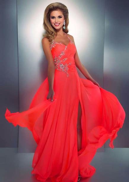 bright colored dresses dress bright coral bright colored bright prom