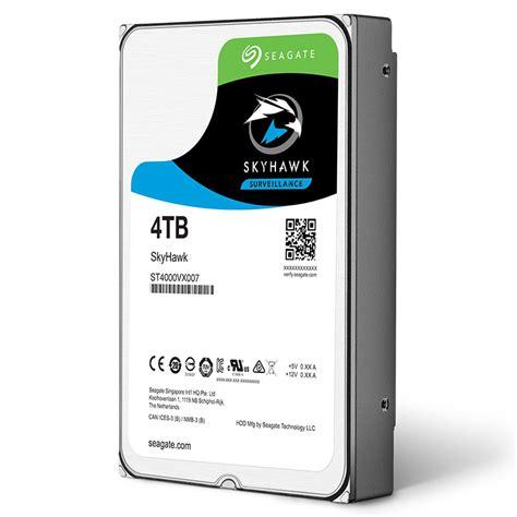 Hardisk Cctv 4tb 4tb skyhawk surveillance disk drive mitechnologies au