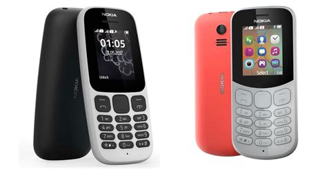 Nokia 130new new nokia 105 and nokia 130 launched price specifications availability tech prolonged