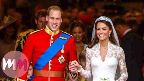 Top 7 Most Talked About by Top 10 Most Talked About Weddings