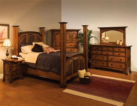 Handmade Bedroom Furniture - amish bedroom sets 32