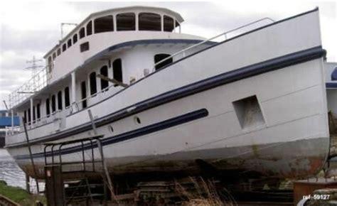 casco boot te koop prachtig casco passagiersschip te koop schepen hulls for