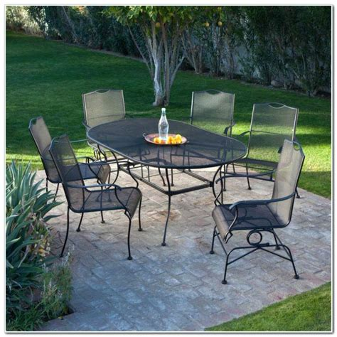 Green Wrought Iron Patio Furniture Bangkokbest Net Green Wrought Iron Patio Furniture
