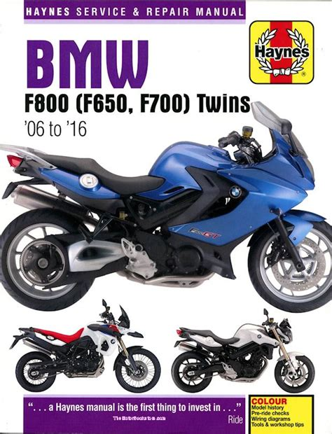 best car repair manuals 2006 bmw 650 regenerative braking bmw f800 f700 f650 twins repair manual 2006 2016 haynes