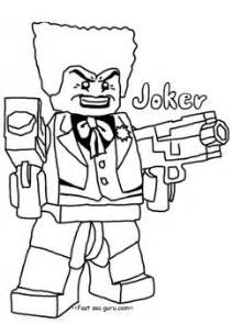 Joker coloring pages for boy printable coloring pages for kids