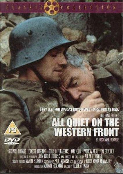 libro all quiet on the sin novedad en el frente tv 1979 filmaffinity