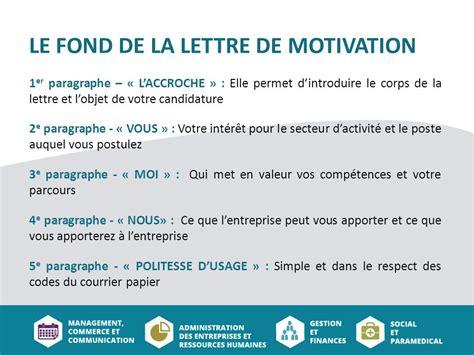 Valeurs Entreprise Lettre De Motivation Bienvenue A Tous Atelier Cv Lettre De Motivation Ppt T 233 L 233 Charger
