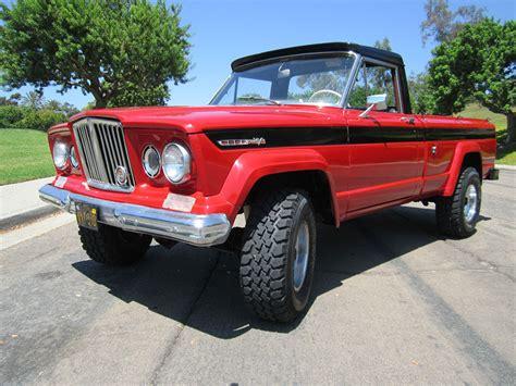 1968 jeep gladiator 1968 jeep gladiator kaiser j2000
