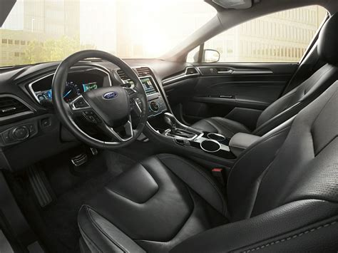 2016 Fusion Interior by 2016 Ford Fusion Energi Price Photos Reviews Features