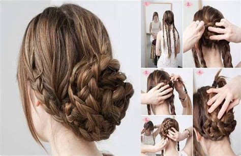learn easy hairstyles at home learn how to braid your hair easy but with style find