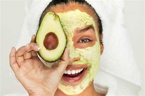 diy avocado mask mask recipe la redoute fashion family