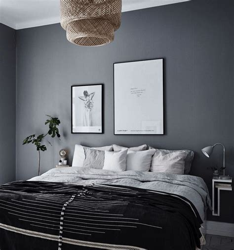 bedroom dark walls best 25 grey bedroom walls ideas only on pinterest room