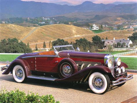 Convertiblesnot Just For Cars Anymore by 1932 Duesenberg Model Sj Convertible Cars Just Don T