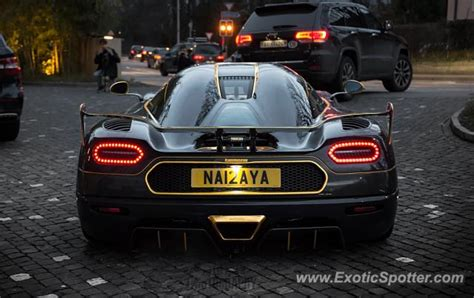 koenigsegg switzerland koenigsegg agera r spotted in geneva switzerland on 03 09