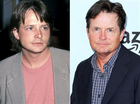 michael j fox young back to the future back to the future part ii cast then and now abc news