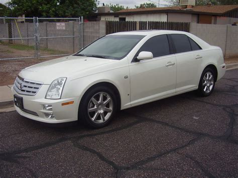 cadillac st image gallery 2006 white cadillac