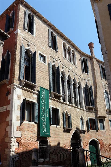 libreria goldoni venezia orari casa di carlo goldoni