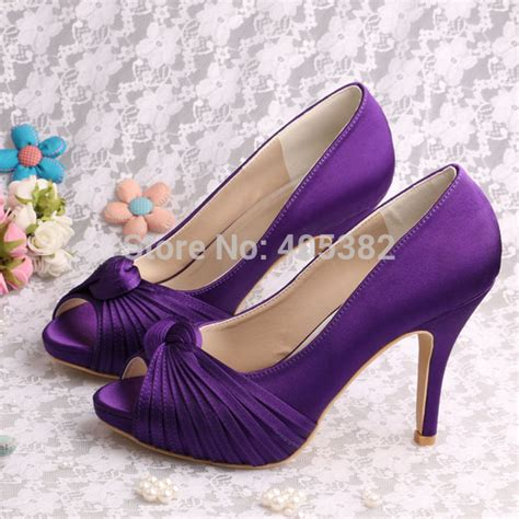 purple shoos in drug stores aliexpress com buy wedopus dropship party shoes purple
