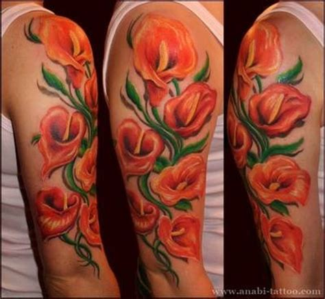 small calla lily tattoos best 25 calla tattoos ideas only on