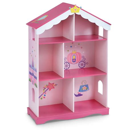 teamson princess book shelf 609620 toys at sportsman s