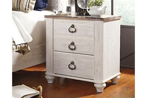 willowton nightstand ashley furniture homestore