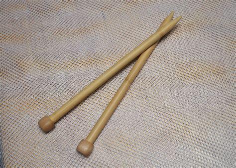 takumi knitting needles clover takumi bamboo knitting needles single point 9 quot size