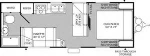 Terry Travel Trailer Floor Plans by 2005 Fleetwood Terry Travel Trailer Rvweb Com