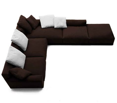 Brown Sectional Couches by Brown Sectional Sofa And Its Suitable Surroundings