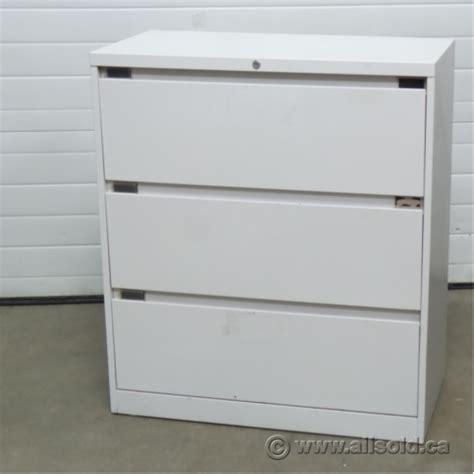 white locking file cabinet white 3 drawer lateral file cabinet locking allsold ca