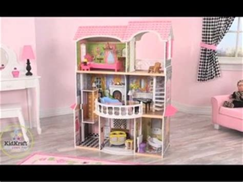 costco doll house kidkraft magnolia mansion dollhouse 13 pc of furniture 187 dollhouses baby kids