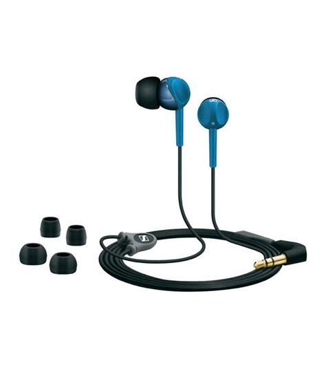 Sennheiser In Ear Headphone Cx 200i With Mic Putih sennheiser cx 215 in ear earphones blue without mic