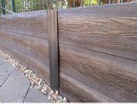 Concrete Sleeper Price by Woodgrain Concrete Sleepers