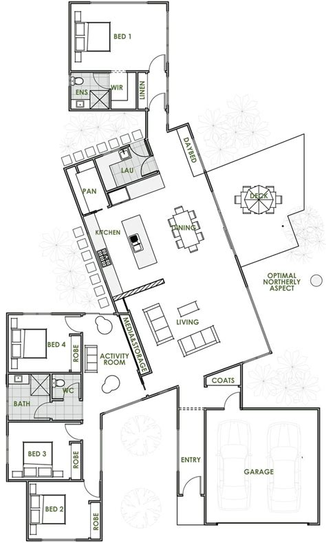 House Plan With Actual Photos Top Pod Plans Energy Best House Floor Plans Australia