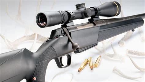 American Rifleman   Winchester XPR: Next Gen Deer Slayers