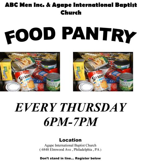 Food Pantry By Zip Code by Food Pantry Sign Up