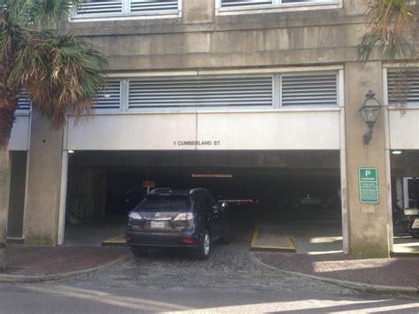 concord garage parking in charleston parkme