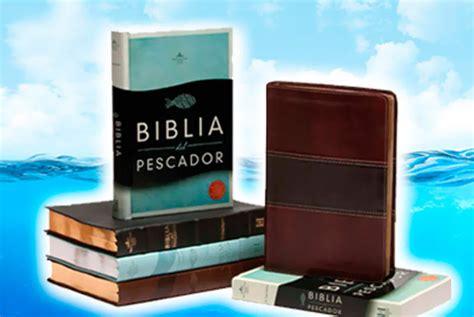 libro biblia del pescador rvr 1960 biblia del pescador negro piel genuina rvr60 9781433602764 comprar libro rvr60