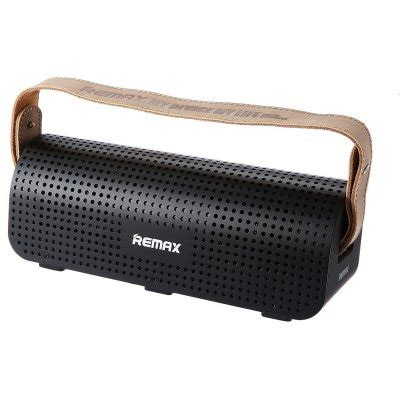 Gratis Ongkiroriginal Remax Mini Desktop Speaker Portable Bluetooth remax h1 wireless bluetooth 4 0 speaker 77 80 shopping gearbest