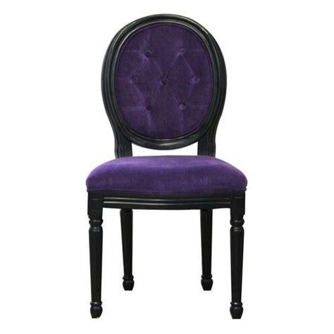 chaise capitonné les 32 meilleures images 224 propos de envie de violet sur
