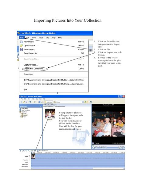windows movie maker tutorial slideshow windows movie maker tutorial