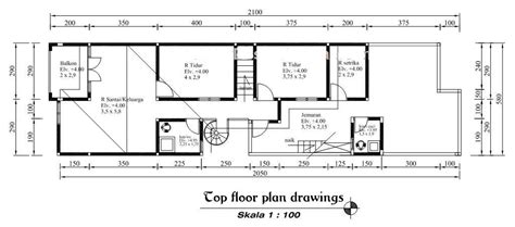 draw a floor plan minimalist house design from the drawing up plans