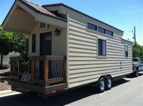 255 sq ft dakota tiny house built like a house works