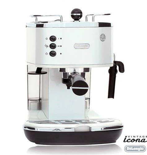 Mesin Kopi Delonghi Eco310 B Espresso Coffee Maker And Coffee Machine delonghi icona retro espresso cappuccino machine pearl white eco310w around the clock offers