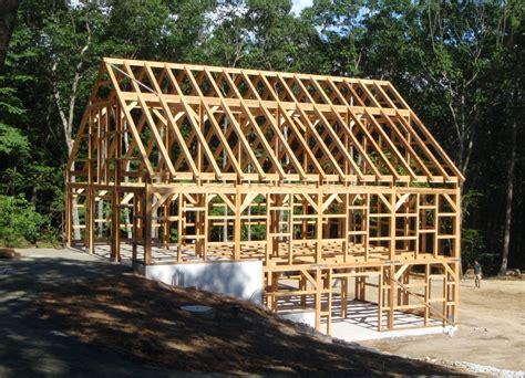Timber Frame Shed Design by Timber Framed Garages Images