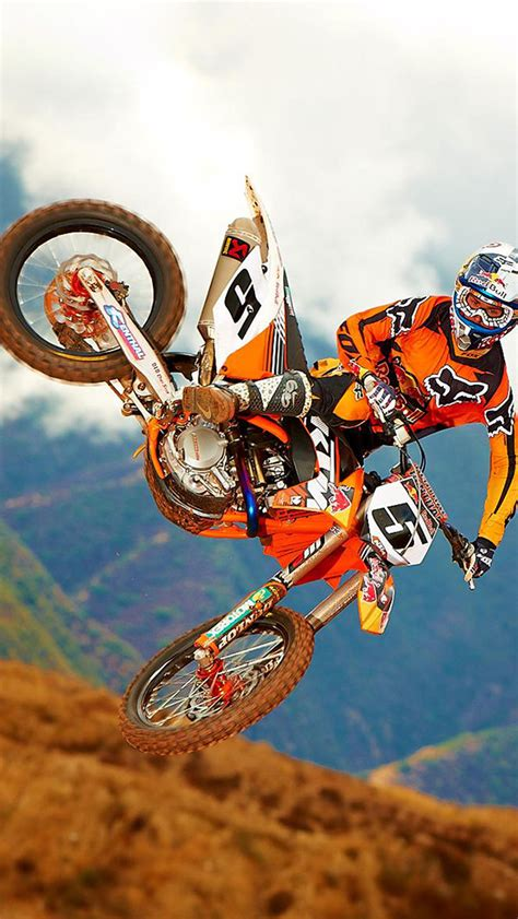 themes ringtones wallpapers games apps ktm wallpaper dirt bike wallpapersafari