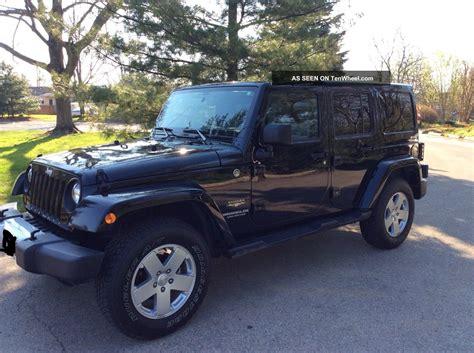 2012 jeep wrangler 4 door 2012 jeep wrangler unlimited sahara sport utility 4 door